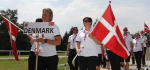 Vores landshold skal snart til indmarch på banerne i Herning. Foto: Matilde Bøgh