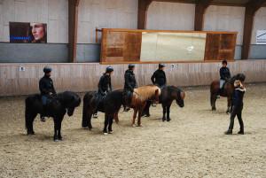 Aspirantkurset blev denne gang afholdt på Vilhelmsborg. Foto: Anna Otte