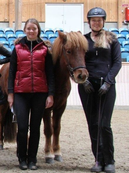 Ida Sofie Ellemose og Anna Ulbæk - nye B-instruktører